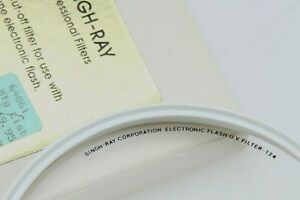 Singh-Ray UV cut-off filter 124 w/ Lumendyne mount ib 380984