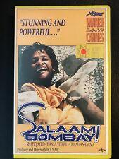 Salaam Bombay Ex-Rental Vintage VHS Tape Dutch Subtitles Film Videoband