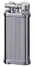 Old Boy IM Corona Butane Pipe Lighter 90 Degree Adjustable Flame Chrome - 1205