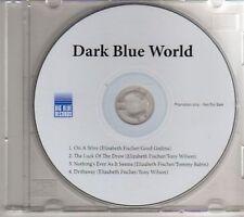 (AJ88) Dark Blue World, On A Wire - DJ CD