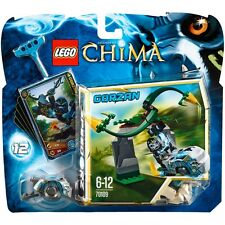 LEGO Chima Speedorz Whirling Vines #70109 incl. Gorzan - Brand New & Sealed