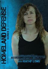 Aggressive Offense Tactics with Kathy Long - DVD Homeland Defense Series 3