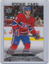 2011-12 UPPER DECK ALEXEI YEMELIN UD RC YOUNG GUNS ROOKIE SP #220 CANADIENS