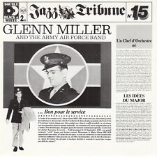 Glenn Miller and The Army Air Force Band - Jazz Tribune No.15 (2 CD s) 1992 Jazz
