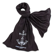 Disney Store Authentic Cruise Line Womens Star Wars Scarf Black NWT