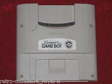 Nintendo Super Famicom SFC SUPER GAME BOY CARTRIDGE NTSC-J Japan Import