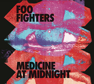 Foo Fighters - Medicine at Midnight - New Blue Vinyl LP - Out now
