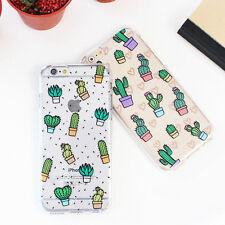 Cactus Jelly Case Galaxy S7 Case Galaxy S7 Edge Case 5 Types Case made in Korea