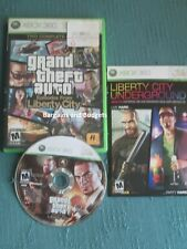 Xbox 360 System Video Game - Grand Theft Auto Episodes From Liberty City