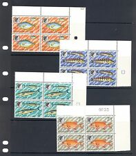 Mint Never Hinged/MNH Ascension Island Stamp Blocks