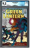GREEN LANTERN #37 CGC 9.2 (6/65) DC Comics white pages