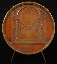 Médaille CLUYSENAAR ARCHITECTE LA SOCIETE ROYALE GRANDE HARMONIE BRUXELLES 1842