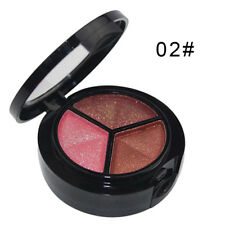 New Smoky Cosmetic Set 3 colors Professional Natural Matte Makeup Eye Shadow US