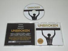 Unbroken/SOUNDTRACK/Alexandre Desplat (Parlophone 825646173341) CD Album