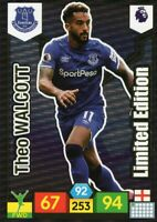 PANINI PREMIER LEAGUE 2019/20 THEO WALCOTT LIMITED EDITION MINT