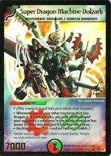 Duel Masters TCG English Promo Super Machine Dragon Dolzark MINT NEVER PLAYED