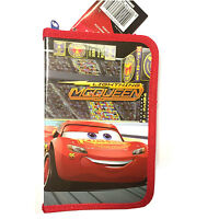 Disney Cars 3 Filled Folding Zip Pencil Case Stationery Set Back to School Car 3