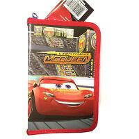 Disney Cars 3 Filled Folding Zip Pencil Case Stationery Set Back to School Car 3