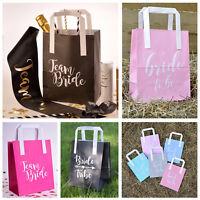 HEN PARTY BAGS - Paper Bags Hen Party Goody Bags - Team Bride Bride Tribe Sailor
