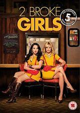 2 Broke Girls - Season 5 DVD 2016 Region 4
