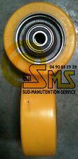 ROUE STABILISATRICE JUNGHEINRICH 140 60 54 mm 50432647 AUTOPORTE ERE 220 224 225
