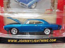 JOHNNY LIGHTNING - MUSCLE CARS  - (1970) '70 DODGE SUPER BEE (CRAGARS) - 1/64
