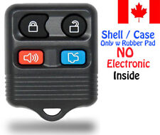 1x New Replacement Keyless Remote Key Fob For Ford Lincoln Mercury - Shell Only