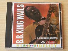 BB King/Wails/2003 CD Album