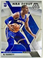 2019-20 Panini Prizm Mosaic RJ Barrett Rookie Card RC NBA Debut New York Knicks