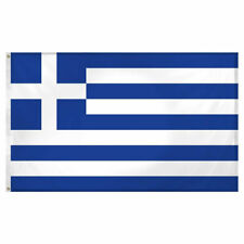 Greece Greek Country Flag 3x5 Polyester Indoor Outdoor Flag European Banner