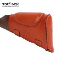 Tourbon Jagd Gewehr Wangenauflage Leder Cheek Rest Pad handgemachtes Geschenk
