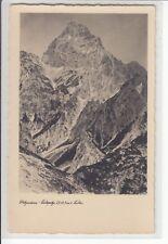 AK Watzmann, Südspitze, 1937 Foto-AK