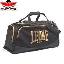 Leone 1947 Sporttasche Mimetic Green Camo Kampfsport Fitness Sport Reise Tasche