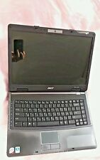 Acer Laptop Extensa 5630G -Motherboard power supply case keyboard pad screen15.4