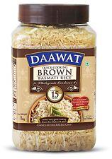 Daawat Brown Basmati Rice, 1kg(2.20 LBS)