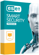 ESET NOD32 SMART SECURITY 10 (2017) - 5 Years License - Single PC - Win 7,8,10