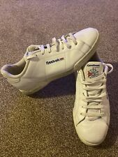 Reebok Classic Leather UK 10 EU 44.5 US 11 - Men's Trainers - White