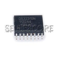 2STK DS3231sn 3231 RTC W/TCXO 16-soic Neue Develope DIY IC R5
