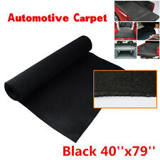 40''x79'' Car Pickup 4x4 Speaker Box Interior Floor Carpets Mat Liner Heatproof