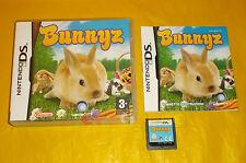 BUNNYZ Nintendo Ds Bunny Versione Ufficiale Italiana ○○○○ USATO - BR