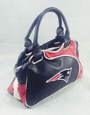 NFL New England Patriots  Perfect Bowler Purse Hand Bag