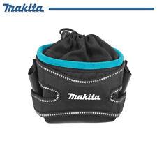 Genuine Makita Drawstring Screws Nails Fixings & Work Tools Pouch Holder Bag