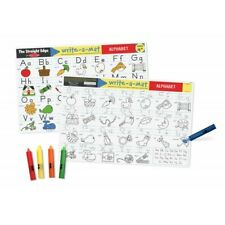 Melissa and Doug - Alphabet Write-A-Mat