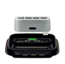 Belkin 7 Port USB Desk/Travel Hub To Go For PC Computer Laptop Mac MacBook