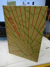 Hide and Seek - Xan Fielding Folio Society 2014 with Slip Case