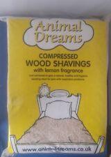 Small Woodshavings Natural Pet Bedding Hamster Gerbil Mouse Rabbit Sawdust X 2