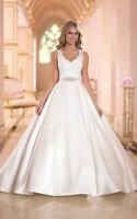 New white/ivory Wedding Dress Bridal Gown Custom Size: 4 6 8 10 12 14 16 18+++++