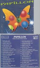 CD--PAPILLON--ROSE ROOM DANCE BAND