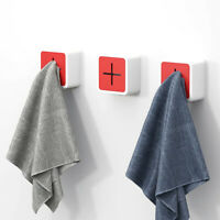Towel Holder for Bathroom - Self Adhesive Kitchen Towel Hanger Wall Mount New