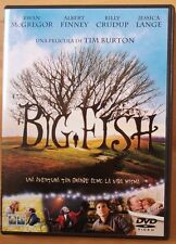 DVD Big Fish.De Tim Burton
